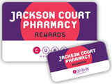 Jackson Court Loyalty Card Kaytag